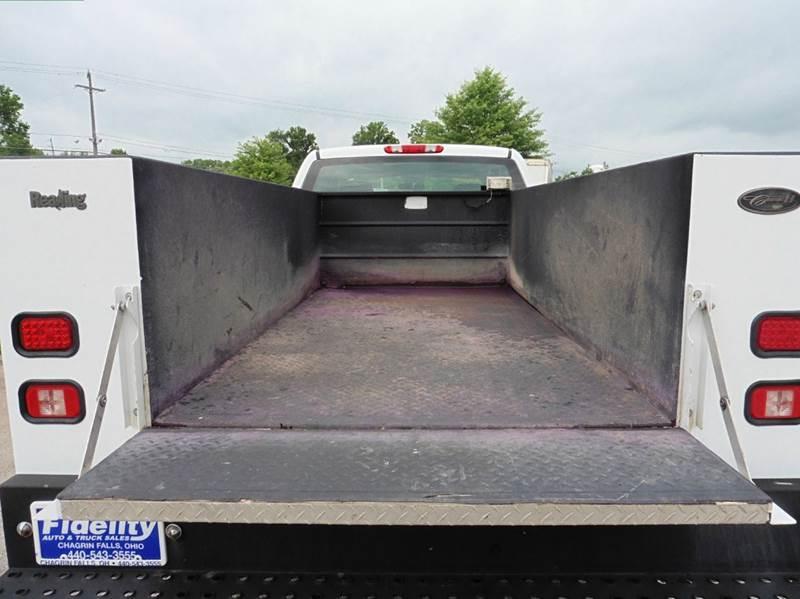 2013 Chevrolet Silverado 2500HD Work Truck 4x4 4dr Extended Cab LB - Chagrin Falls OH