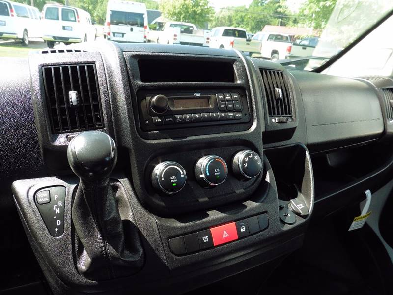 2017 RAM ProMaster Cargo 2500 159 WB 3dr High Roof Cargo Van - Chagrin Falls OH
