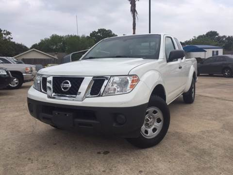 2013 Nissan Frontier for sale in Houston, TX