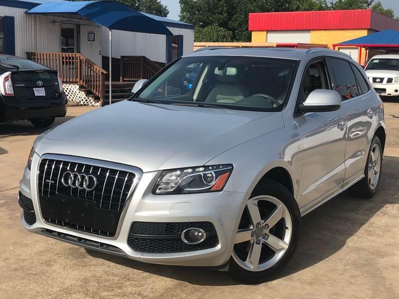 Audi Q AWD Quattro Premium Plus Dr SUV In Houston TX - Houston audi