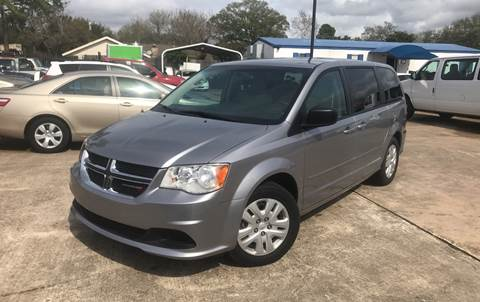 2015 Dodge Grand Caravan for sale in Houston, TX