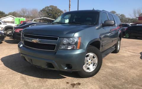 2010 Chevrolet Suburban for sale in Houston, TX