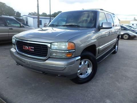 2001 GMC Yukon XL for sale in Houston, TX