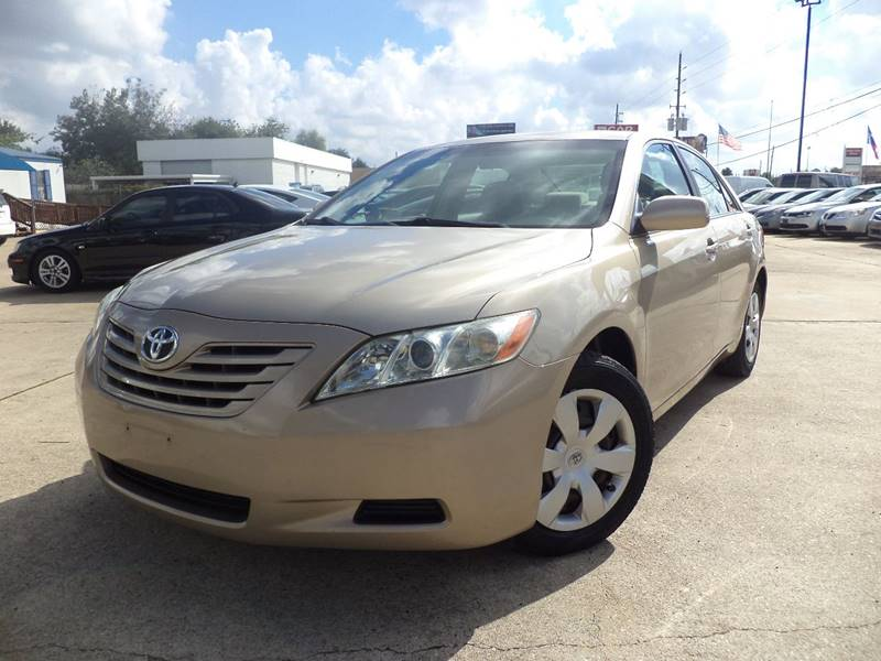 2008 Toyota Camry LE 4dr Sedan 5A   Houston TX