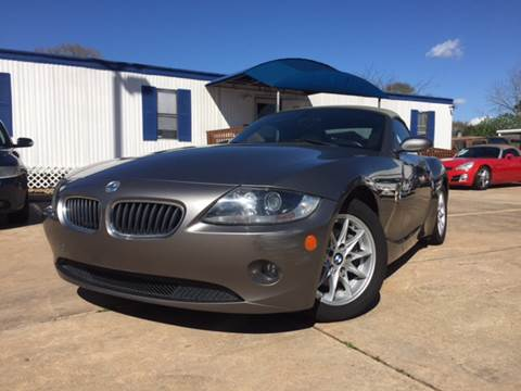 2005 BMW Z4 for sale in Houston, TX