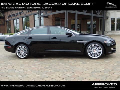 2016 Jaguar XJL for sale in Lake Bluff, IL