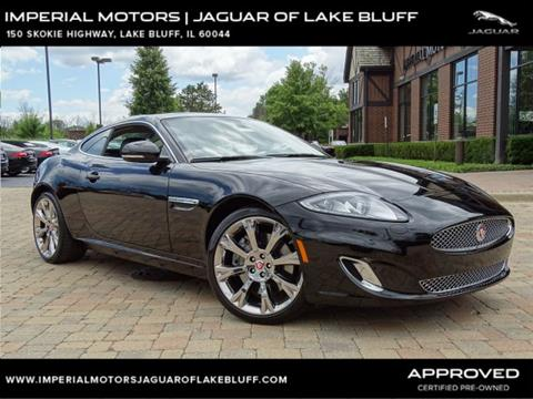 2014 jaguar xk for sale in lake bluff il