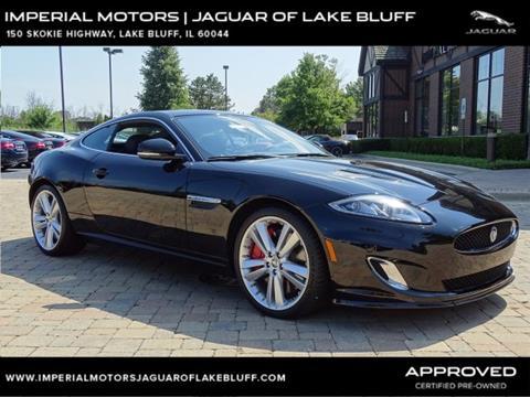 2014 Jaguar XK for sale in Lake Bluff, IL