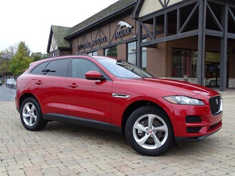 Jaguar f pace for sale in illinois for Imperial motors jaguar of lake bluff