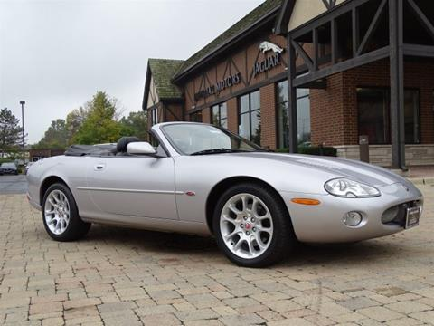 2002 Jaguar XKR for sale in Lake Bluff, IL