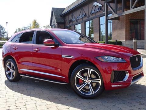 2018 Jaguar F-PACE for sale in Lake Bluff, IL