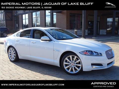 Delightful 2014 Jaguar XF For Sale In Lake Bluff, IL