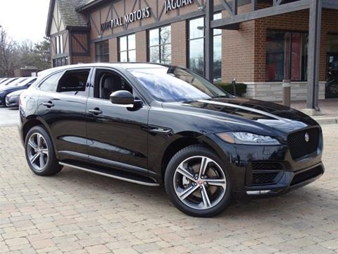 Jaguar f pace for sale in lake bluff il for Imperial motors jaguar of lake bluff