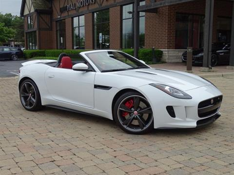 2015 Jaguar F TYPE For Sale In Lake Bluff, IL