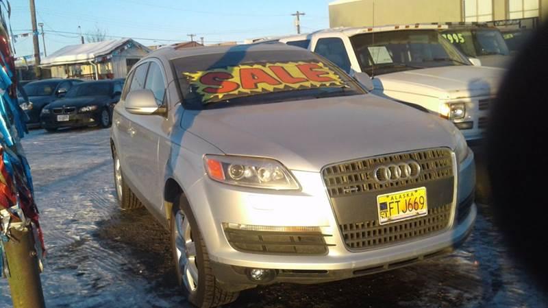 Audi Q AWD Premium Quattro Dr SUV In Anchorage AK - Audi anchorage