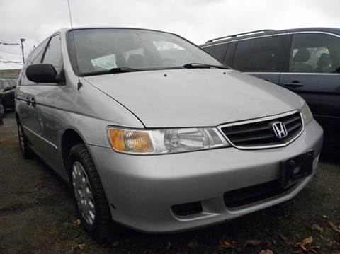 2004 Honda Odyssey for sale at ALASKA PROFESSIONAL AUTO in Anchorage AK