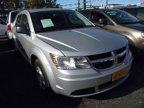 2009 Dodge Journey for sale at ALASKA PROFESSIONAL AUTO in Anchorage AK