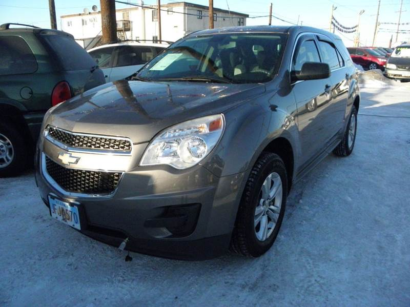2010 Chevrolet Equinox for sale at ALASKA PROFESSIONAL AUTO in Anchorage AK