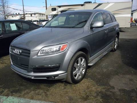 2008 Audi Q7 for sale at ALASKA PROFESSIONAL AUTO in Anchorage AK