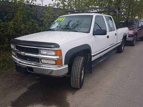1998 Chevrolet C/K 3500 Series for sale in Anchorage, AK
