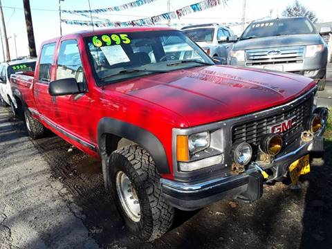 2000 GMC C/K 3500 Series for sale in Anchorage, AK