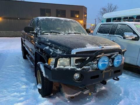 1998 Dodge Ram Pickup 2500 Laramie SLT for sale at ALASKA PROFESSIONAL AUTO in Anchorage AK
