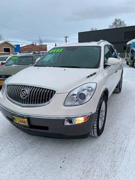 2008 Buick Enclave CXL for sale at ALASKA PROFESSIONAL AUTO in Anchorage AK