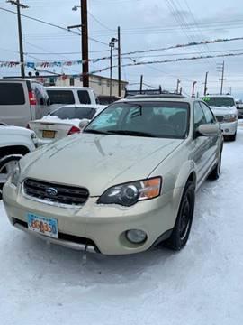 2005 Subaru Outback 3.0 R for sale at ALASKA PROFESSIONAL AUTO in Anchorage AK