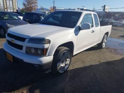 2012 Chevrolet Colorado LT for sale at ALASKA PROFESSIONAL AUTO in Anchorage AK