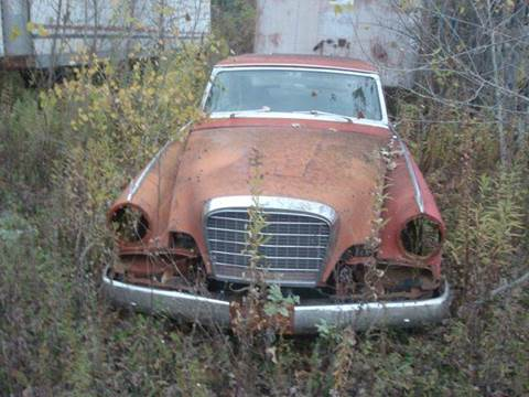 1962 Studebaker 2 DR for sale in Somerset, WI