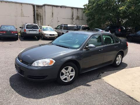 2011 Chevrolet Impala for sale in Lindenhurst, NY