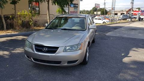 2007 Hyundai Sonata for sale in Lindenhurst, NY