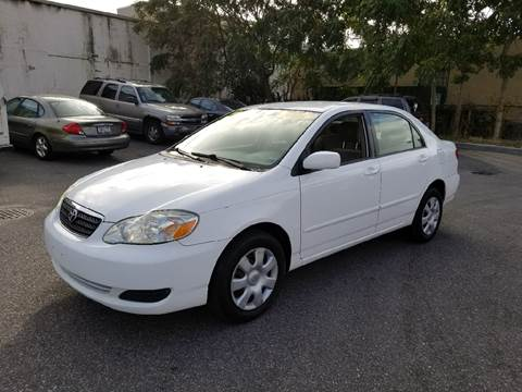2006 Toyota Corolla for sale in Lindenhurst, NY