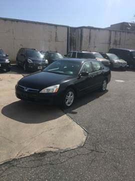 2007 Honda Accord for sale at 1020 Route 109 Auto Sales in Lindenhurst NY