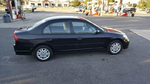 2005 Honda Civic for sale in Lindenhurst, NY