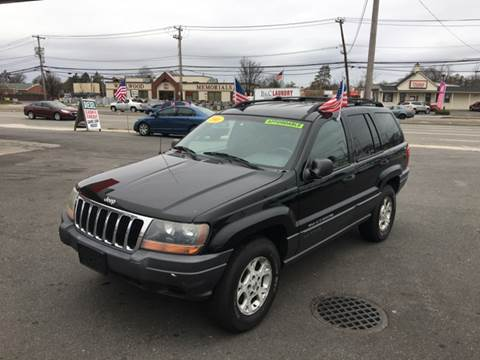 2001 Jeep Grand Cherokee for sale in Lindenhurst, NY