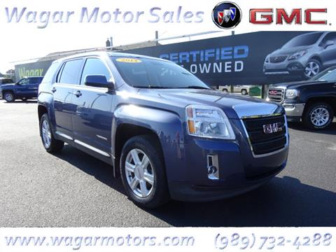 2014 GMC Terrain for sale in Gaylord MI