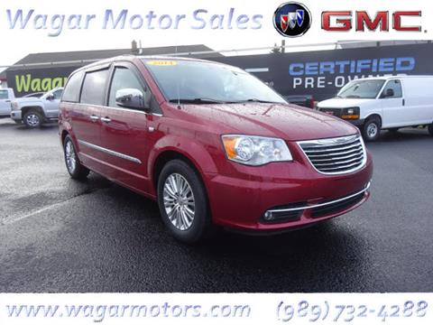 2014 Chrysler Town and Country for sale in Gaylord MI