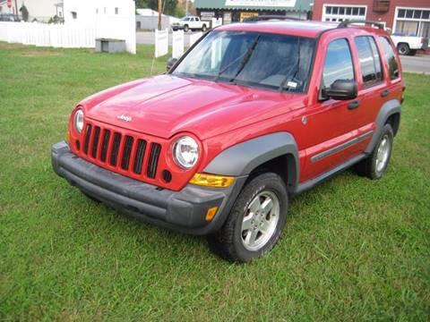 2005 Jeep Liberty for sale in Washington, MO