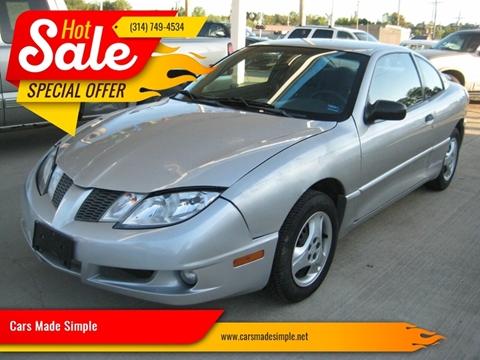 2005 Pontiac Sunfire for sale in Union, MO