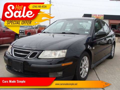 2003 Saab 9-3 Linear for sale at Cars Made Simple in Union MO