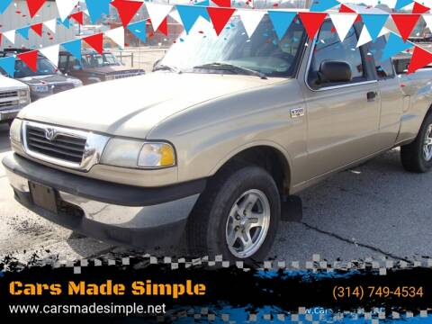 1999 Mazda B-Series Pickup B3000 TL for sale at Cars Made Simple in Union MO