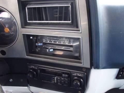 1987 Chevrolet R/V 3500 Series