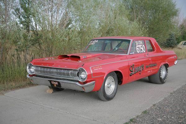 1964 dodge ramcharger superstock 426