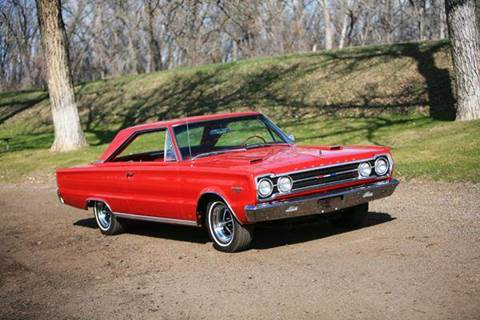 1967 Plymouth GTX for sale at MOPAR Farm - MT to Restored in Stevensville MT