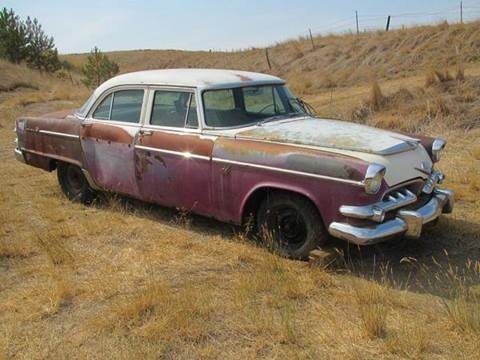 1955 Dodge Custom Royal for sale at MOPAR Farm - MT to Un-Restored in Stevensville MT