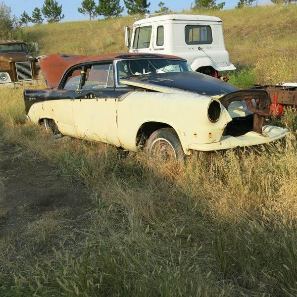 1956 Dodge Coronet for sale at MOPAR Farm - MT to Un-Restored in Stevensville MT