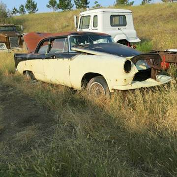 1956 Dodge Coronet for sale at MOPAR Farm - MT to Un-Restored in Stevensville MT