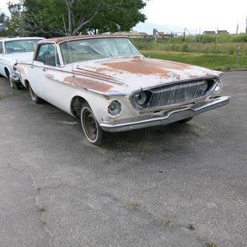 1962 Dodge Polara for sale at MOPAR Farm - MT to Un-Restored in Stevensville MT