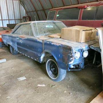 1967 Plymouth GTX for sale at MOPAR Farm - MT to Un-Restored in Stevensville MT